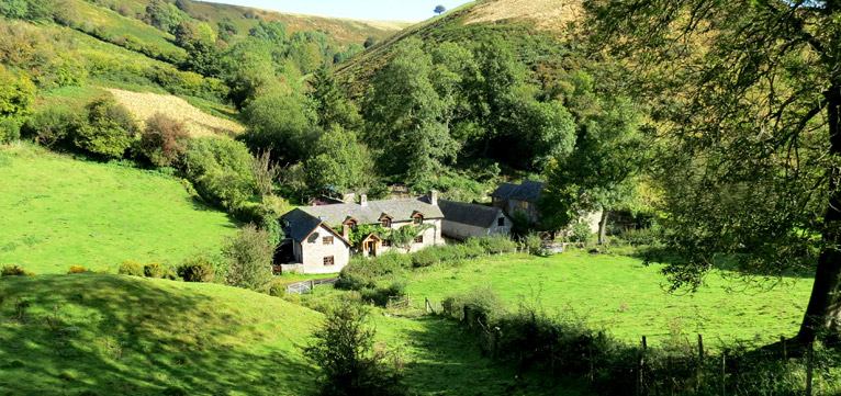 Self-Catering Accommodation in the Shropshire Hills near Ludlow