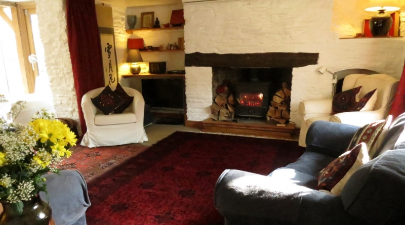 Seating Area to Accommodation near Powys