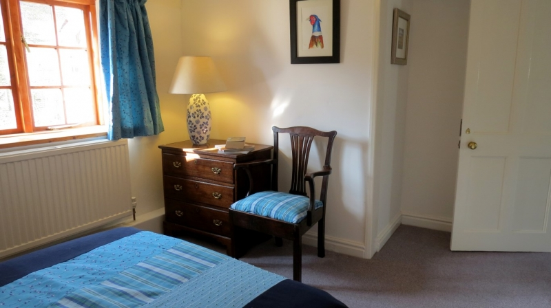 Bedroom to Accommodation Wales